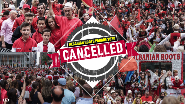 Albanian Roots Parade 2020 CANCELLED