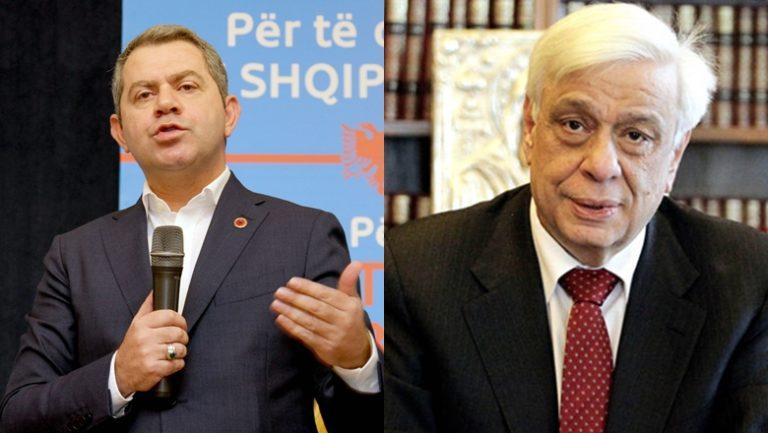 Presidenti Grek Çamët jan kriminel! – NUK reagon Shqipëria!